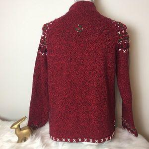 Erika Sweaters - Erika Petite small Christmas sweater